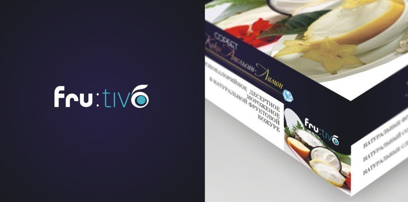 Редизайн логотипа  Frutivo