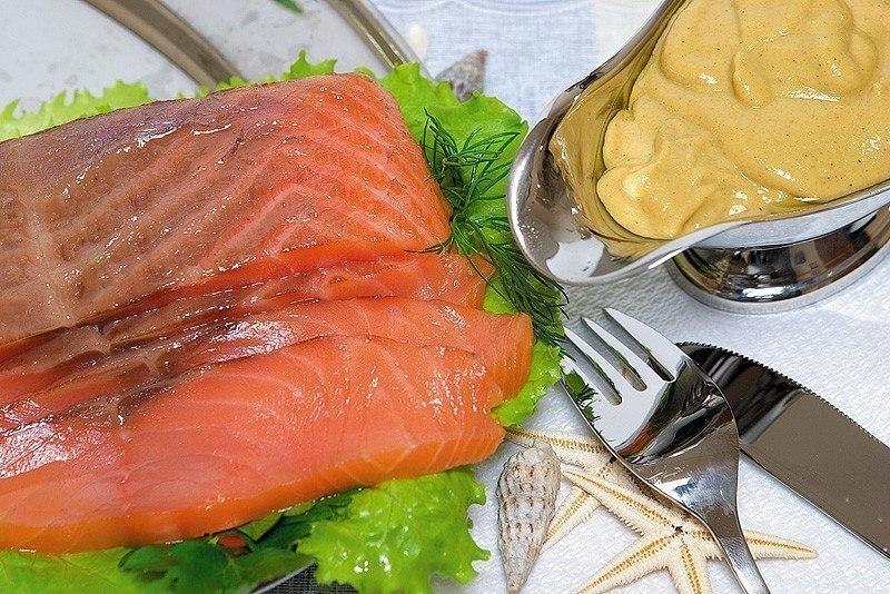 Рецепт засолки красной рыбы в домашних условиях форель