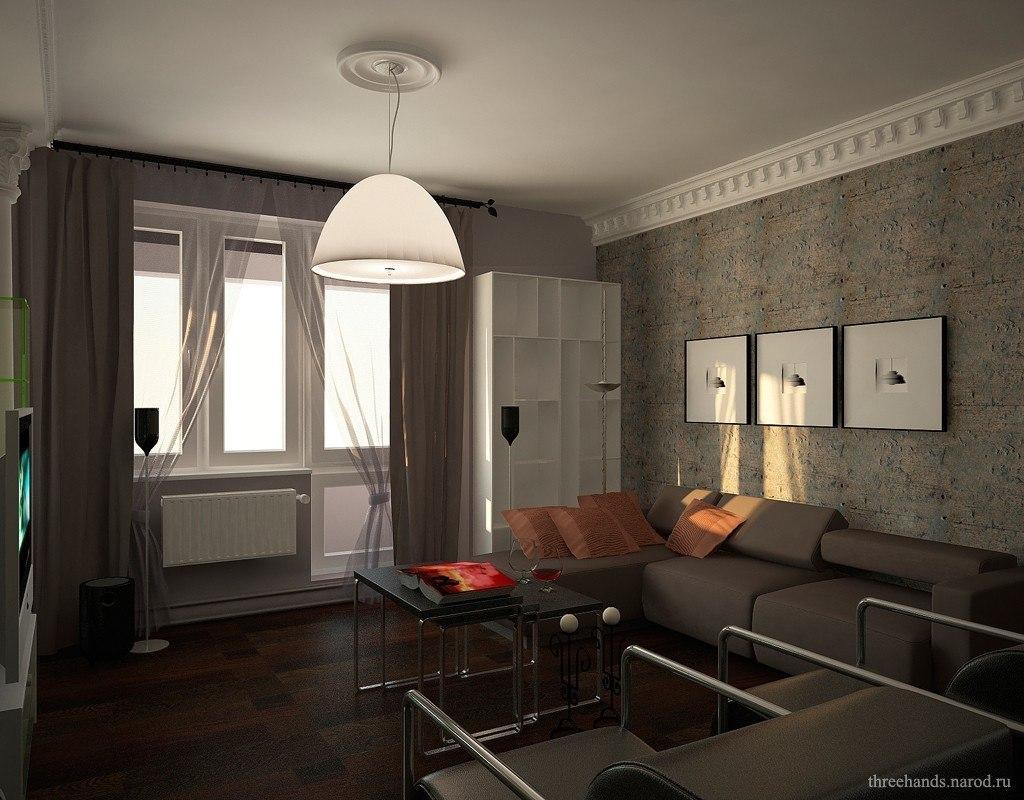 Комнатный интерьер фото