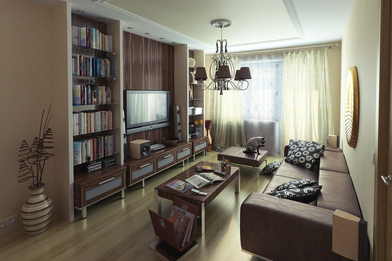 Обычный дизайн квартир фото