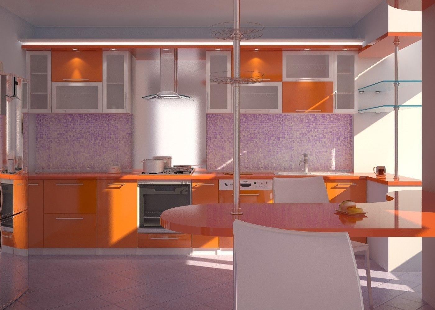 Как самому сделать дизайн кухни (51 фото)