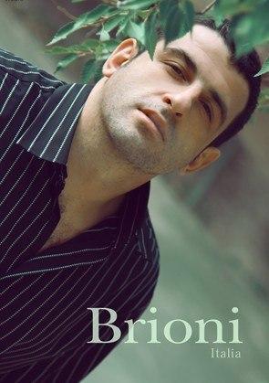 фото каталога модной марки Brioni.