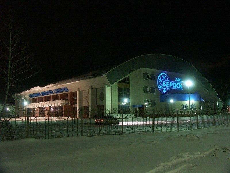для бердск новосибирская область фото зимой также