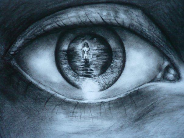 отражение ока
