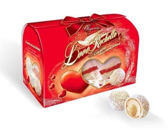 упаковка для конфет оптом москва