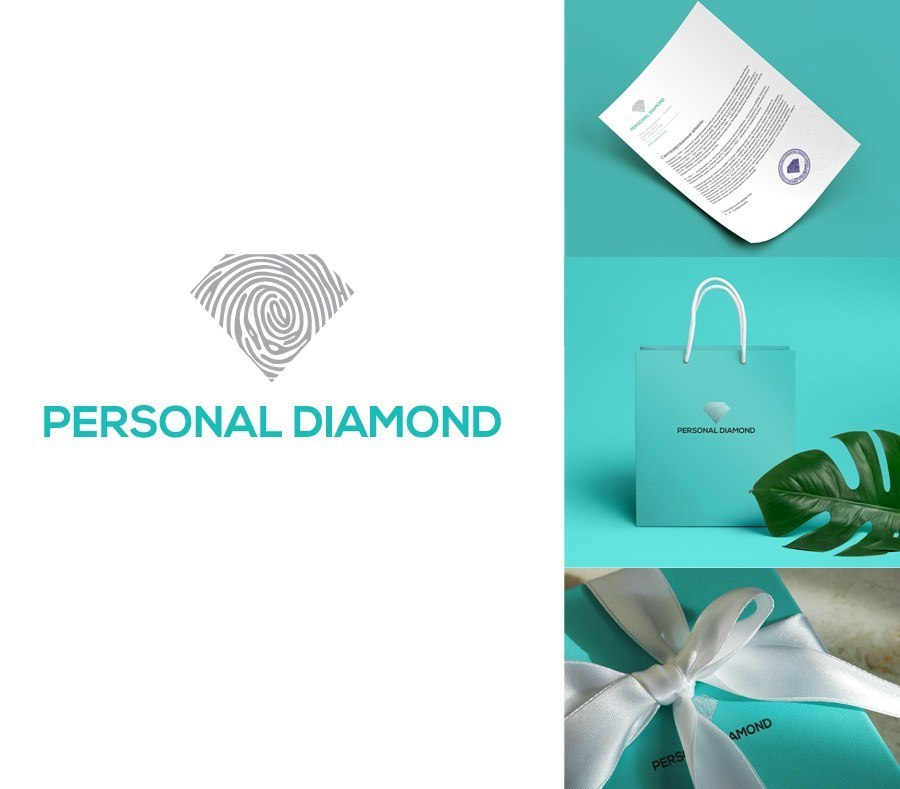 a diamond personality That sparkle from a bride's left ring finger should reflect more than light it should reflect the bride herself.