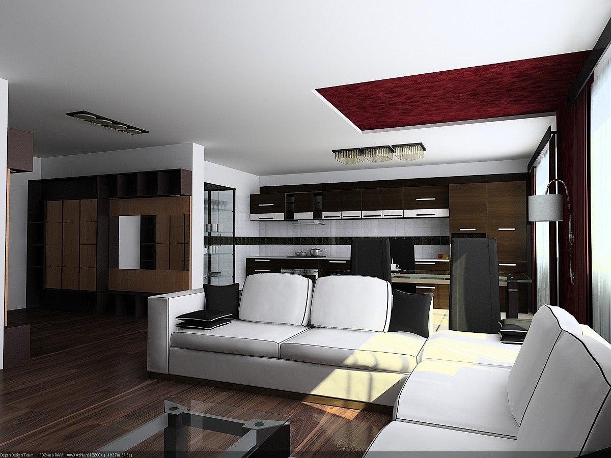Модерн дизайны квартир