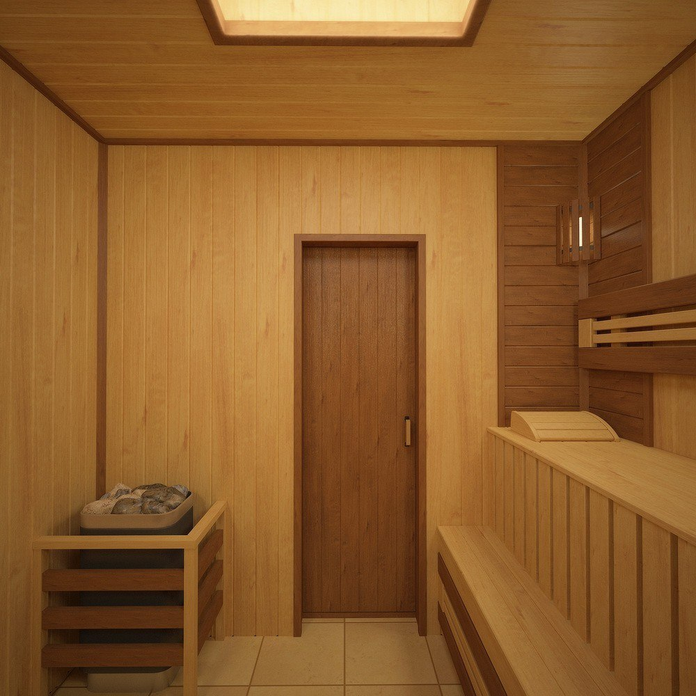 Отделка бани в частном доме своими руками фото