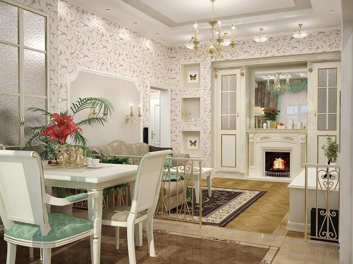 Дизайн квартиры студии хрущевка 108